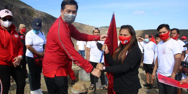 Dari Kawah Lokon, Kandouw Lantik Basoka untuk Pemenangan OD – SK dan CS – WL