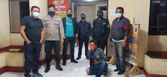 Mabuk dan Nekat Jenguk Pasien Tanpa Masker, Pria Kolongan Dipatuk Totosik