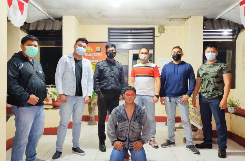 Kesal Mantan Pacar Diajak Teler Komix, Renaldo Aniaya Micky Sampai Babak Belur