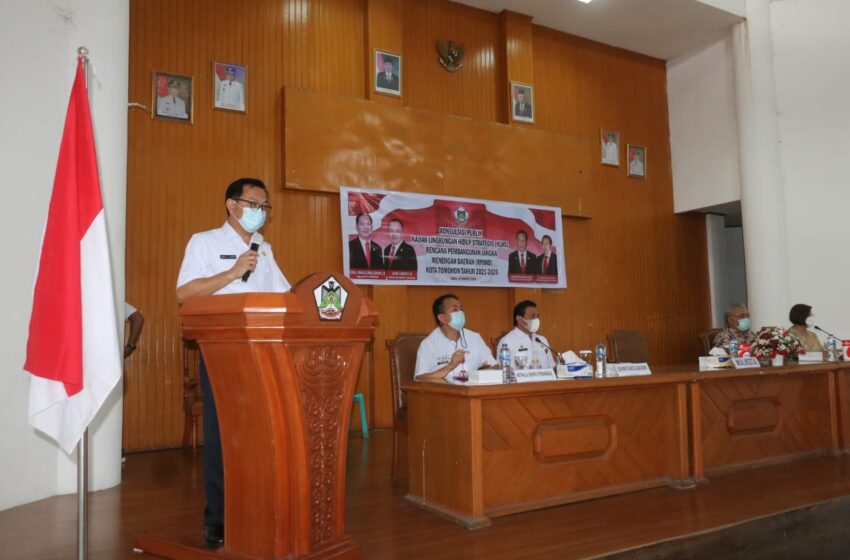 Implementasi KLHS atas RPJMD, Bakal Bantu Pembangunan Berkelanjutan Daerah