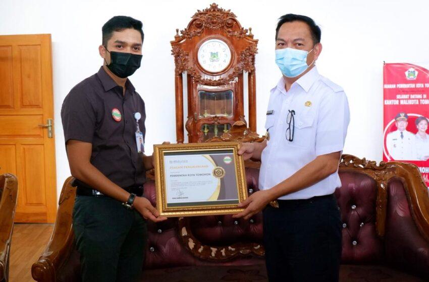 Silaturahmi ke Pemkot, Walikota Minta BPJS Tingkatkan Pelayanan ke Masyarakat