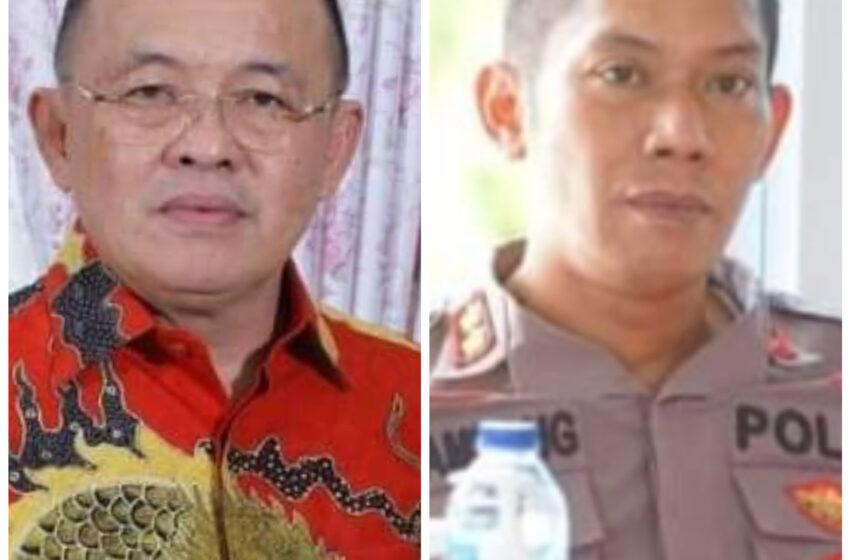 Wawali Wenny Berang, Kapolres Tomohon Prihatin atas Aksi Balap Liar yang Didominasi Remaja