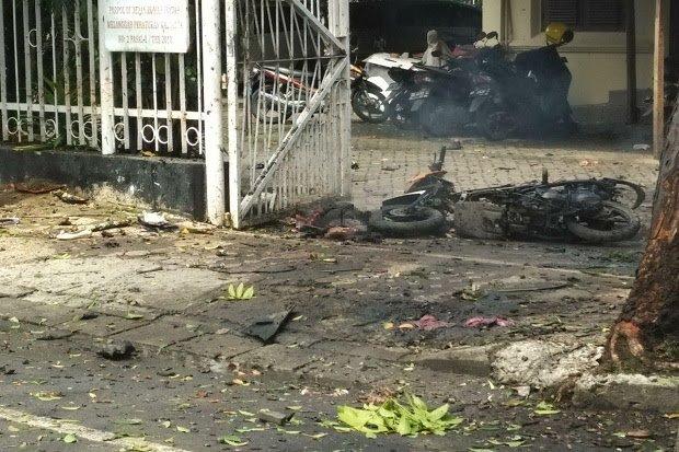 """Nahdatul Ulama Tomohon """"Kutuk Keras"""" Bom Bunuh Diri di Katedral Makasar"""