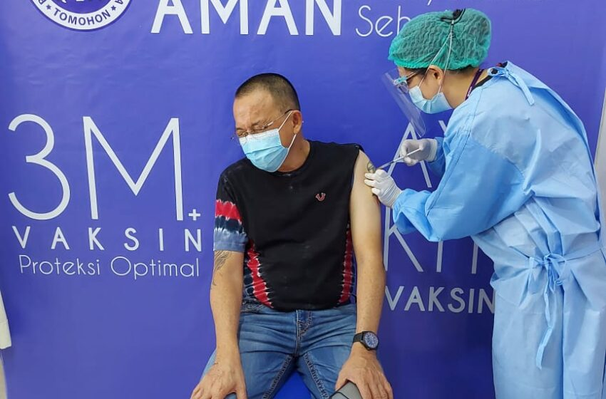 Usai Vaksin Kedua, WL Kian Percaya Diri