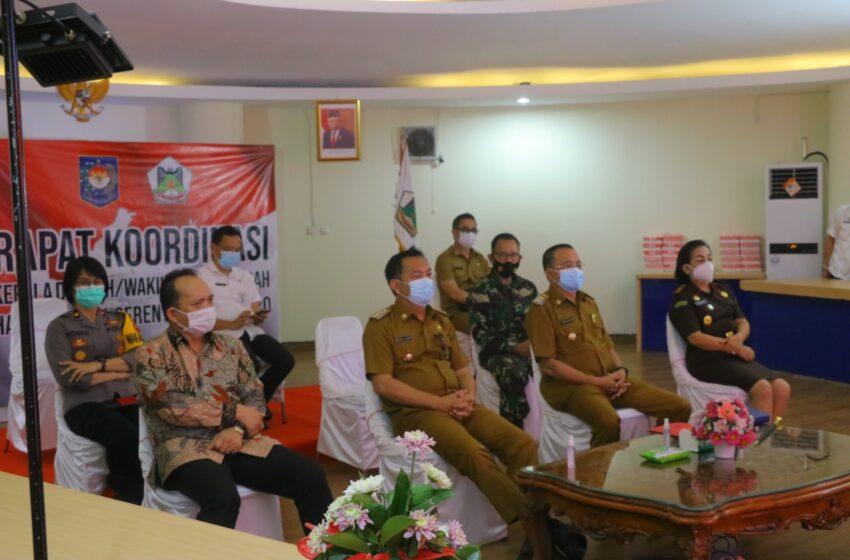 Jokowi Minta Caroll Wenny Berani Berinovasi Sebagai Pemimpin