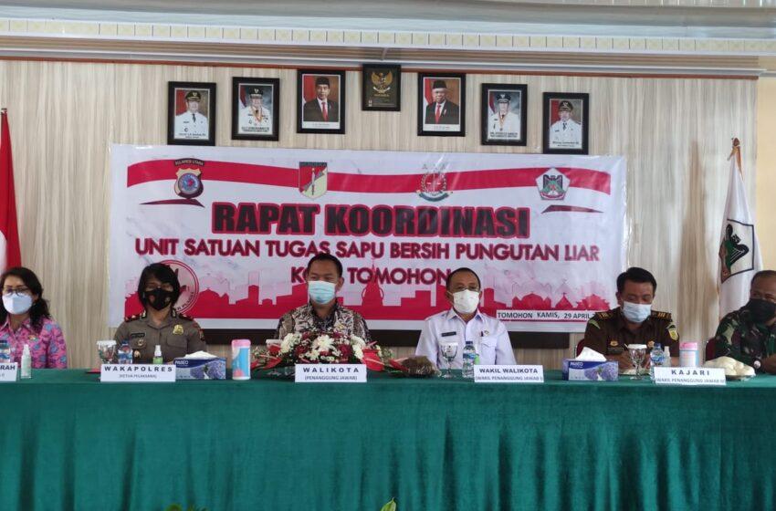 Walikota : Lapor Jika Ada Praktik Pungli dalam Pelayanan Pemerintahan !!