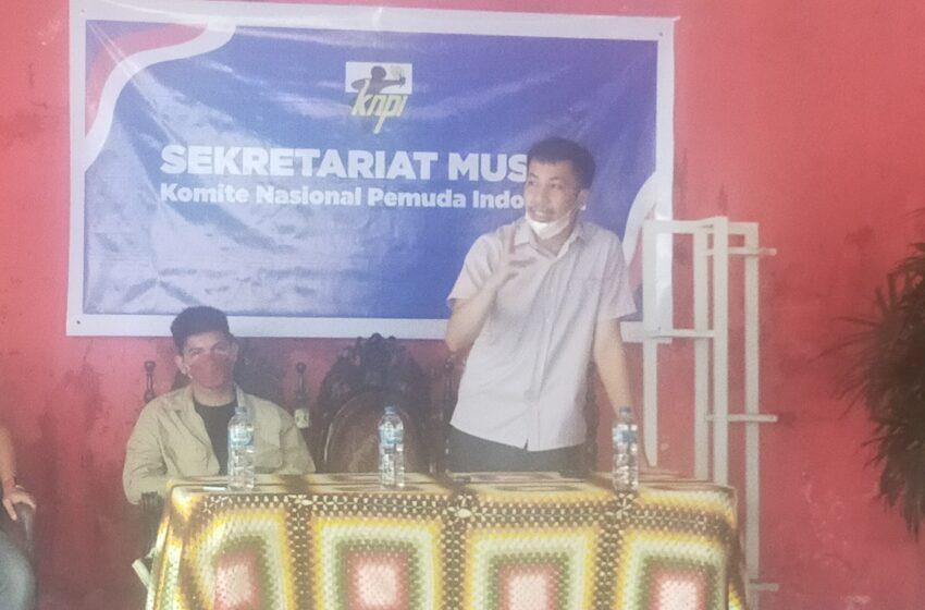 Karlheinz : Berminat Maju Ketua KNPI Tomohon, Silahkan Daftar di Sekretariat Musda Kakaskasen
