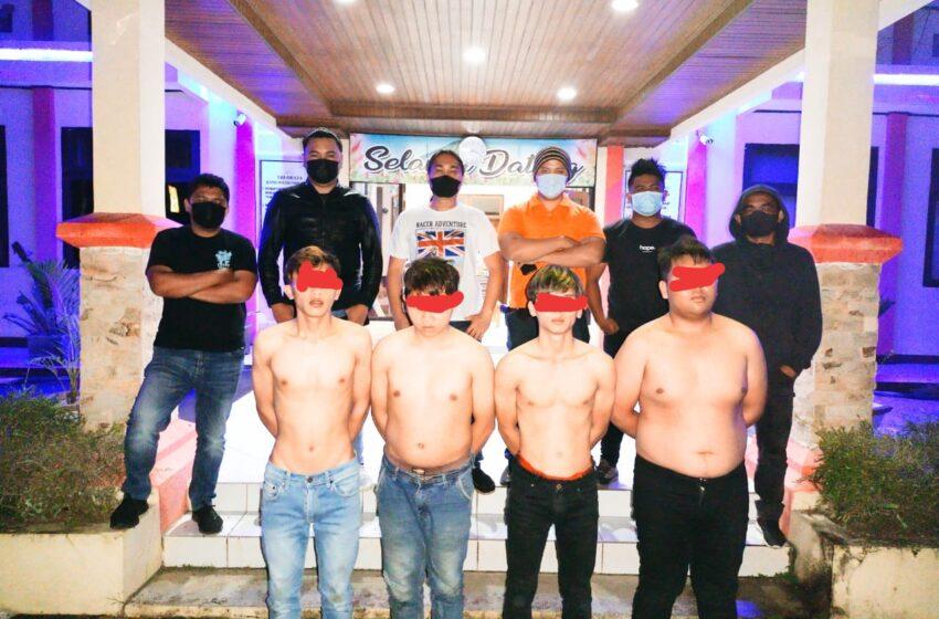 Dipicu Cemburu Buta, Empat Pemuda Rurukan Keroyok Pria Talete Hingga Sekarat