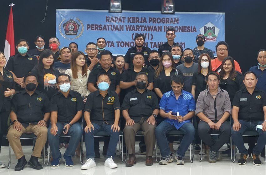 Rakerda PWI Rumuskan Program Agenda Kerja dan Peningkatan Kesejahteraan