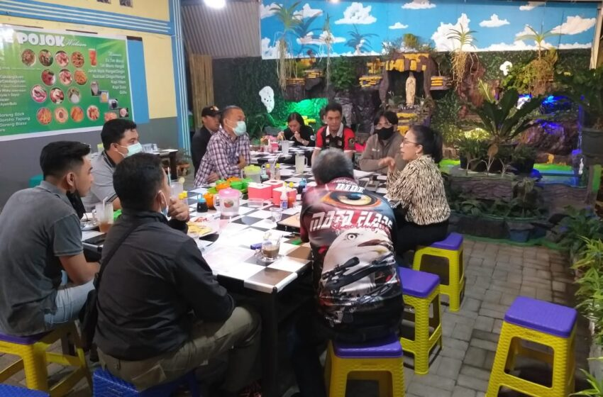 Rapat Perdana, Perbakin Tomohon Fokus Susun Program dan Pendataan Kembali Klub Menembak