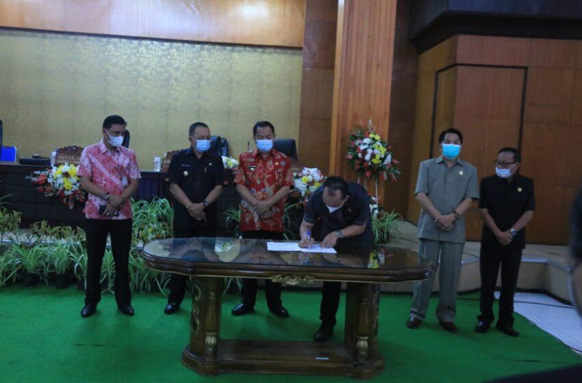 RPJMD 2021-2026 Bakal Jadi Hulu dari Seluruh Alur Pelaksanaan Pembangunan di Tomohon