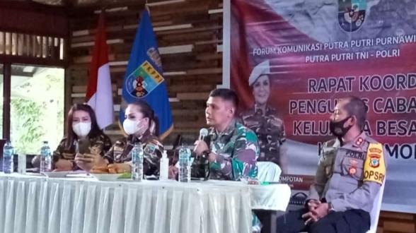 Rakorcab Perdana, FKPPI Siap Bersinergi dengan Pemerintah dan TNI – Polri