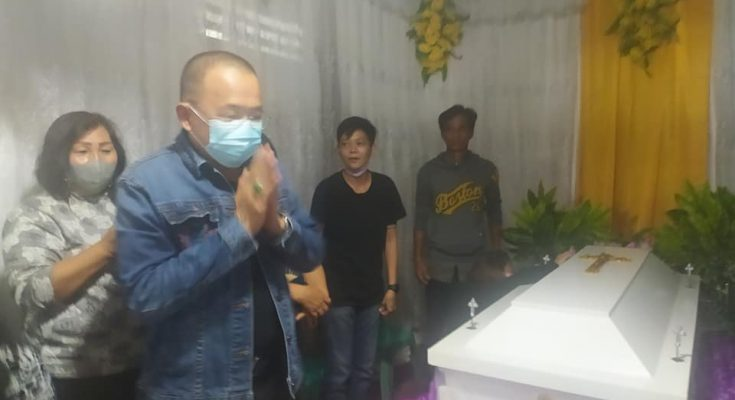 WL Melayat Dirumah Duka Adik Sela Korban Pembunuhan di Koha