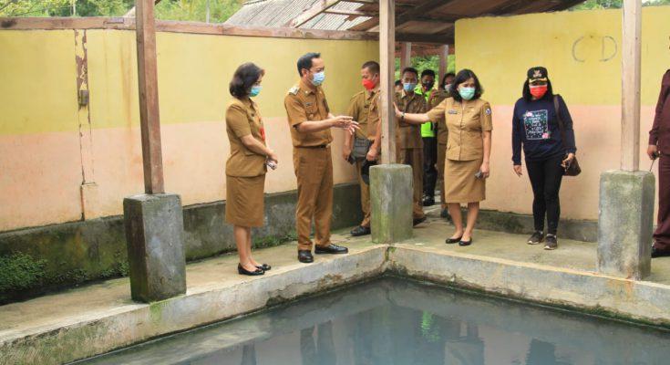Obyek Wisata Air Panas Bumi Lahendong Bakal Jadi Tempat Wisata Unggulan
