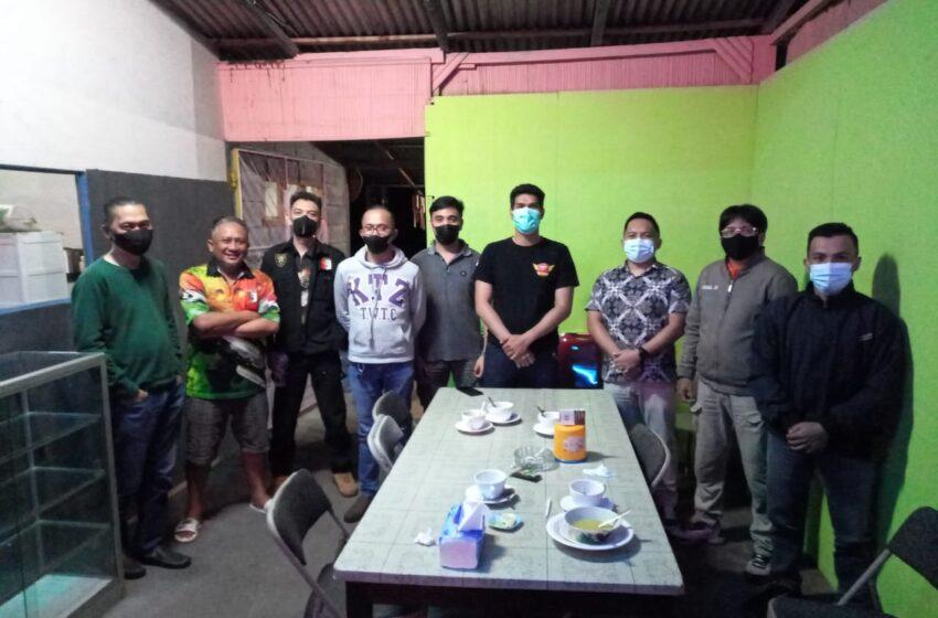 Di Kejuaraan Menembak Dalam Rangka HUT Bhayangkara Ke – 25, MJLW Harapkan Bisa Ciptakan Atlit Handal