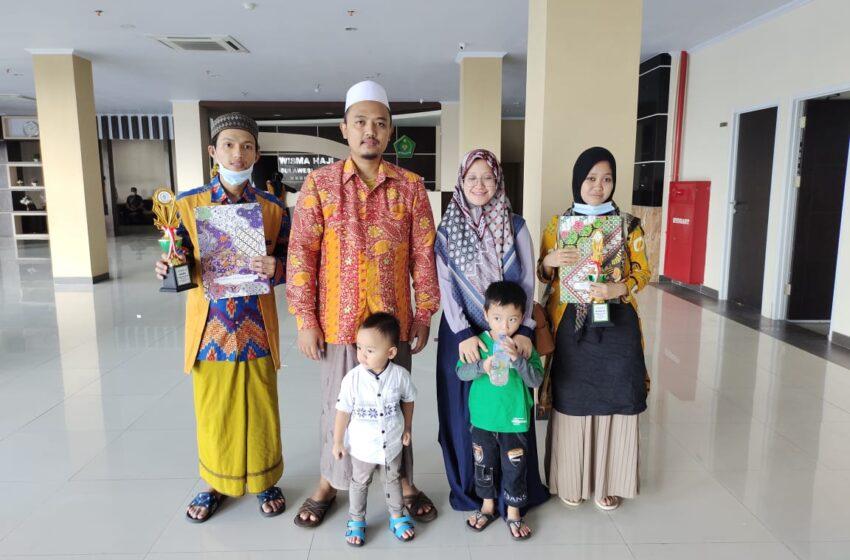 Tomohon Raih Dua Piala di Seleksi Tilawatil Qur'an dan Hadist STQH Ke XXVI Tingkat Provinsi