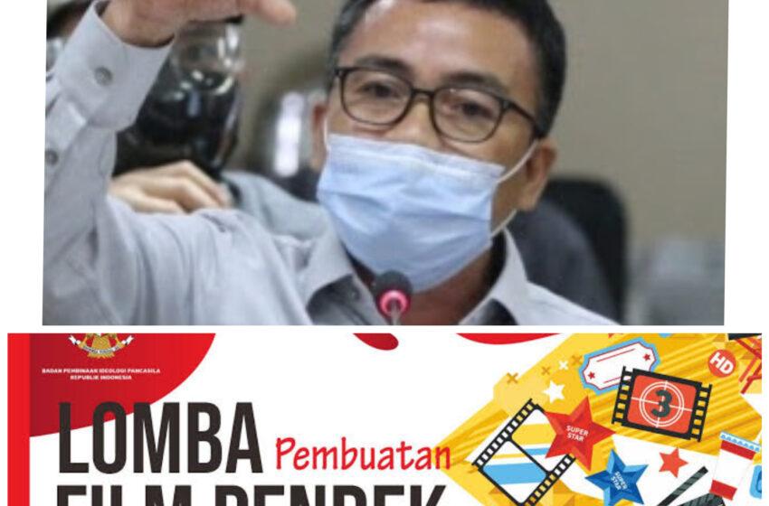 Hari Lahir Pancasila, Senator SBANL Jadi Juri Kehormatan Final Video Animasi BPIP