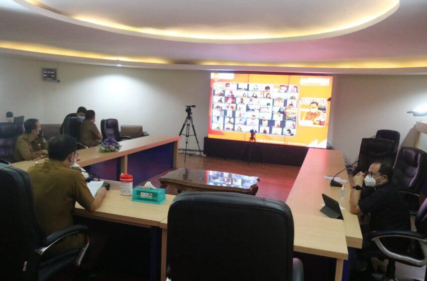 Melalui Musrenbang, Walikota Harapkan Pemangku Kepentingan Sepakati RPJMD 2021 – 2026