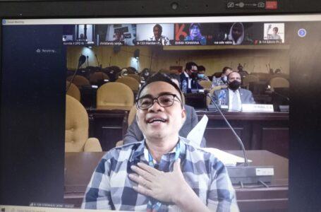 Usul Senator Stefa Soal Renovasi dan Pembuatan Green House di Show Window, Disetujui Menteri Pertanian