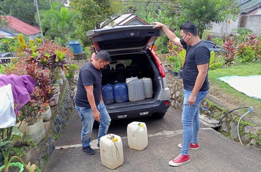 Operasi Pekat, Tim Totosik Amankan 162 Liter Captikus Tanpa Ijin