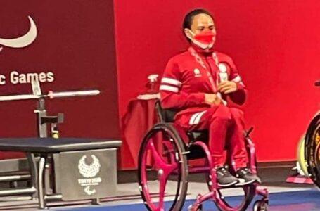 Widi Sumbang Medali Pertama di Paralimpiade Tokyo