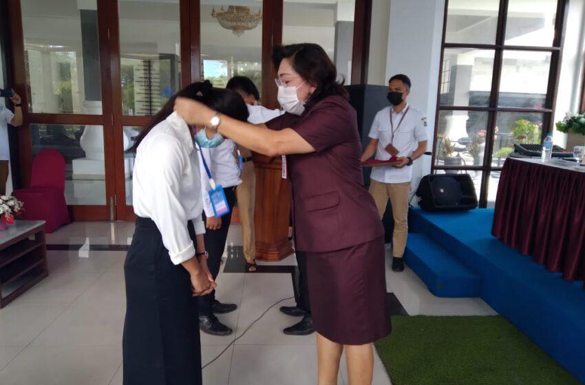 75 Warga Tomohon Dibekali Pelatihan dan Sertifikasi Berbasis SKKNI