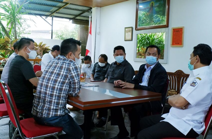 Launching Kelurahan Peduli Pemilu Diapresiasi Walikota